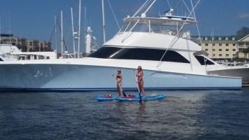 HCPT girls boat