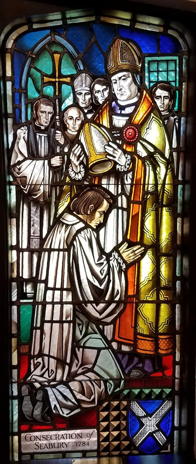 Consecration of Seabury