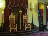Thrones in Iolani Palace, Honolulu