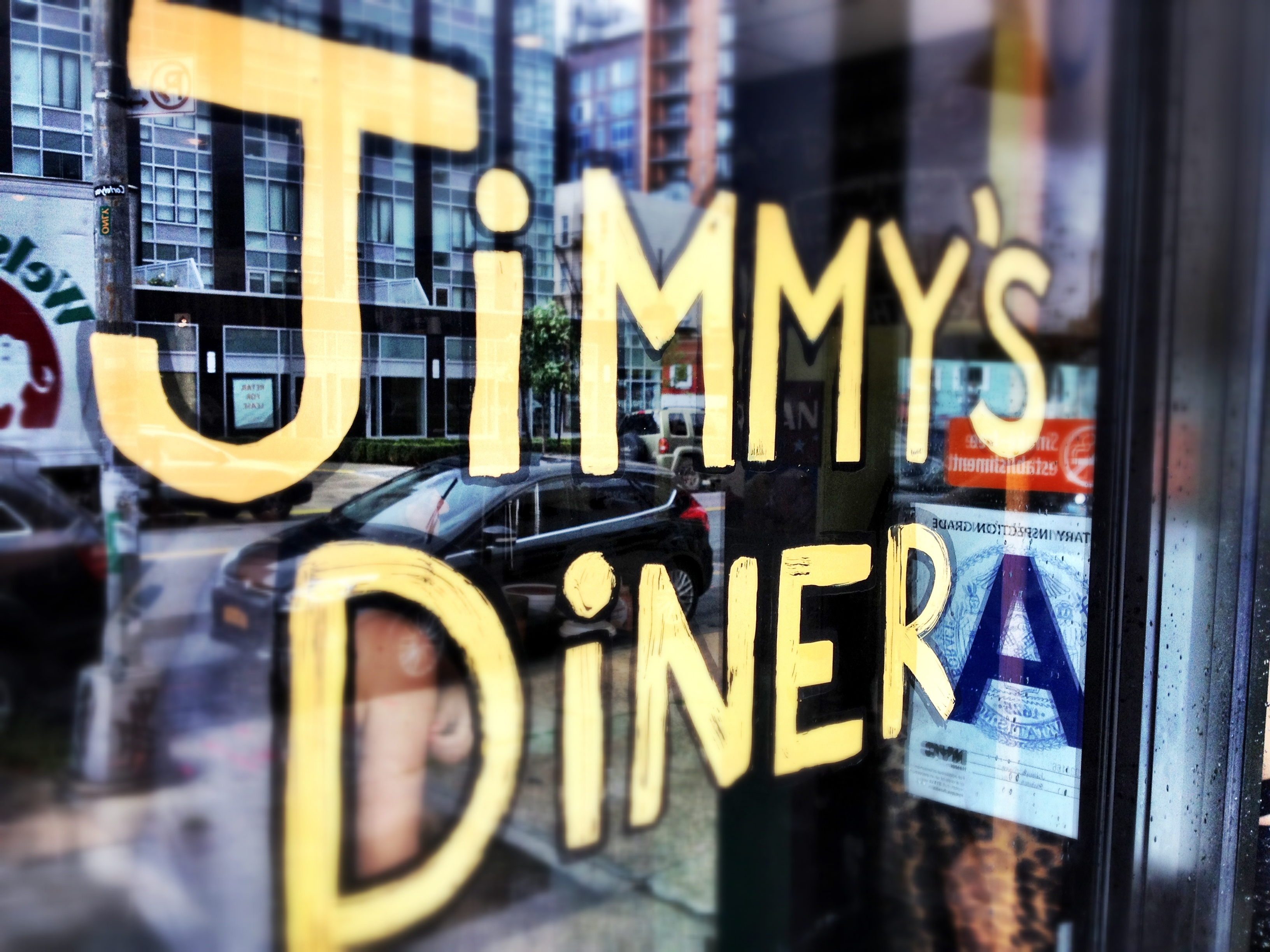 Men's Bible Study @ Jimmy's Diner