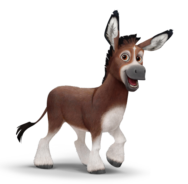 Advent Service - the Donkey