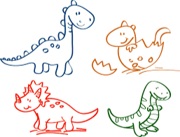 Preschool Camp - Dinosaurs