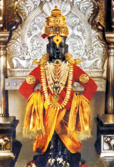 Image result for lord of pandharpur