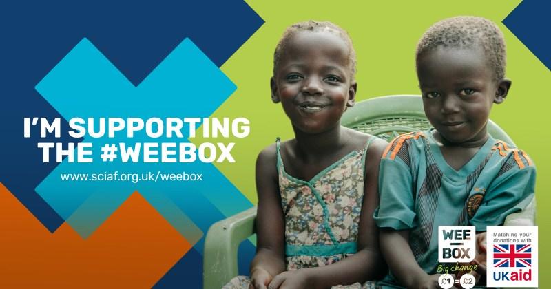SCIAF WEE Box Appeal 2021
