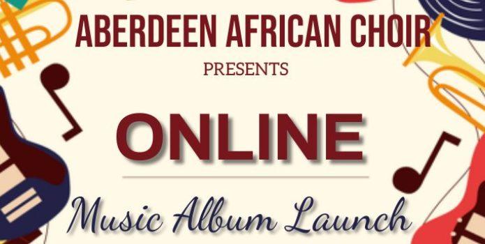 Aberdeen African Choir Album Launch