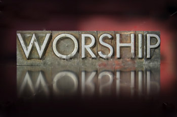 Choose to worship!