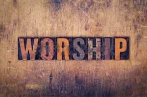 In the swirling fear of coronavirus, let's go back to the basics – worship!