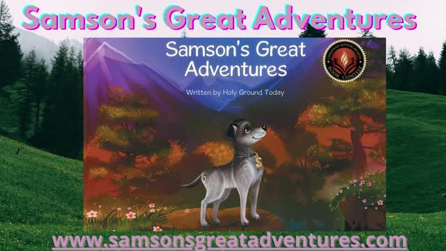 Samson explains how dogs share their lives.