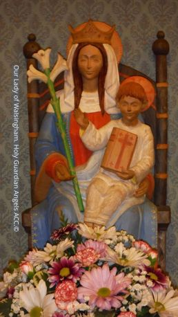 HGA's Our Lady of Walsingham