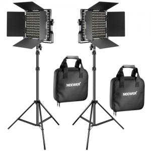Best studio lighting for online activists