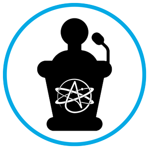 Atheist Conferences Icon
