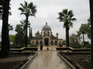 Church on the Mount of the Beatitudes