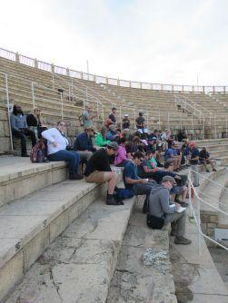 Caesarea Maritime Theater