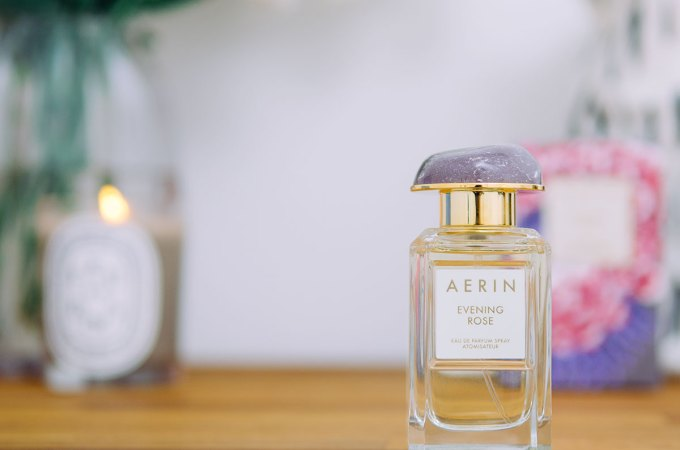 Winter Fragrance: Aerin Evening Rose