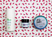Battle entre trois marques de deodorant naturel ho karan soap walla kitchen we love the planet