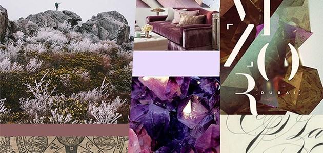 Dessin de Mode – motifs cristaux