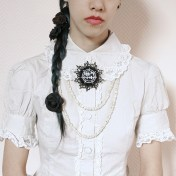 bijou Holy Mane gothic lolita