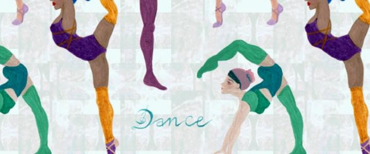 Gymnastique – illustration de personnages