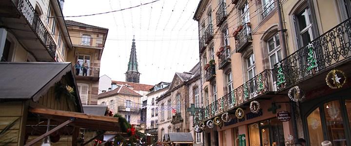 Marché de Noël de Plombières les Bains