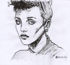Hedi Black