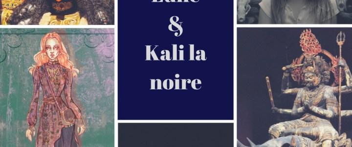 Nouvelle Lune et Kali la noire