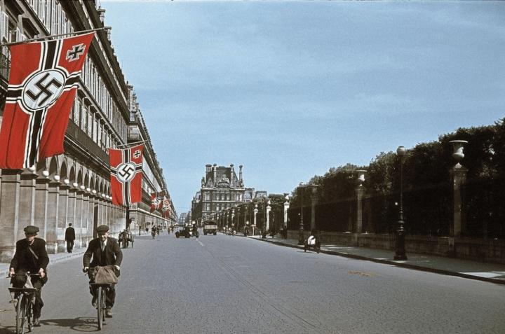 Rue de Rivoli 1941 ZUCCA