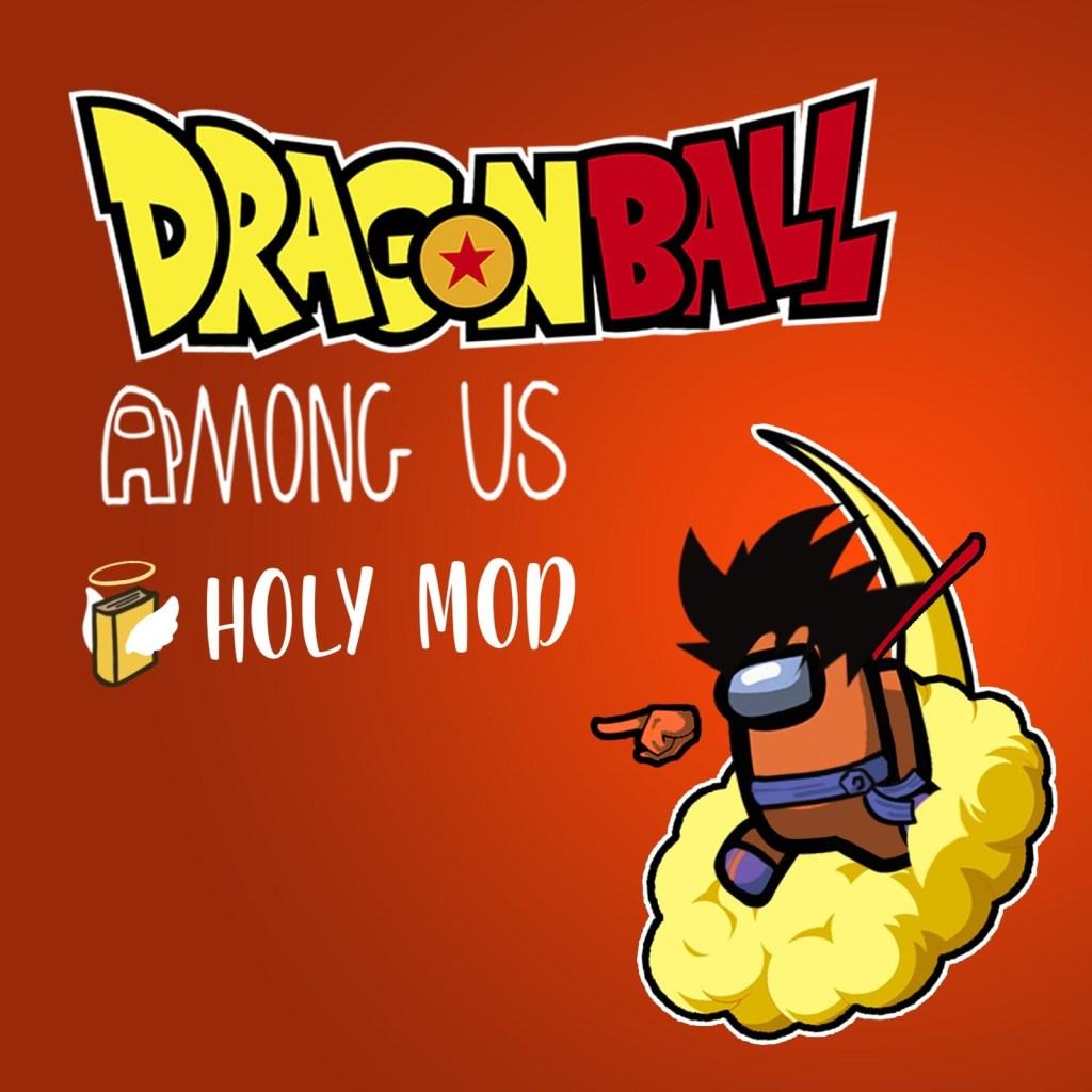 Mod de Dragon Ball Among Us