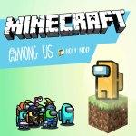 pack de texturas de minecraft para among us portada de articulo