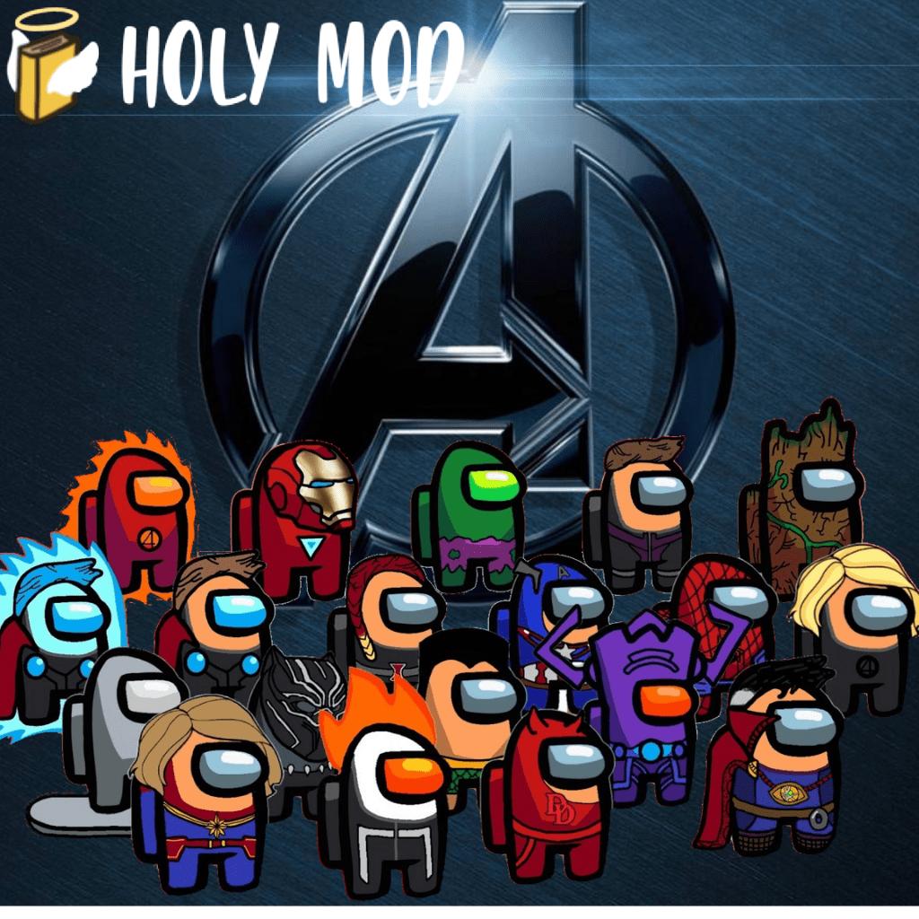 Mod de Los Vengadores