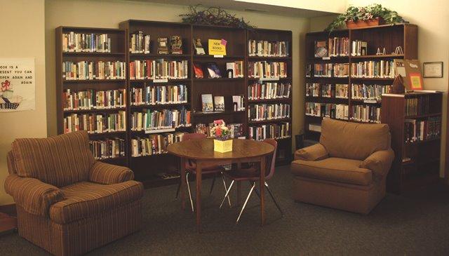 Holy Nativity Library