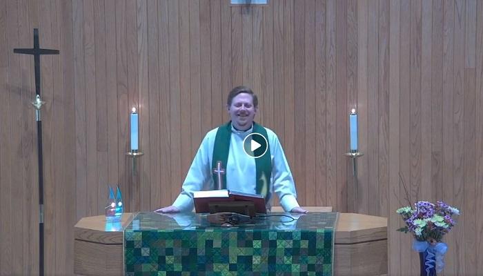 Pastor Jason Children's Sermon