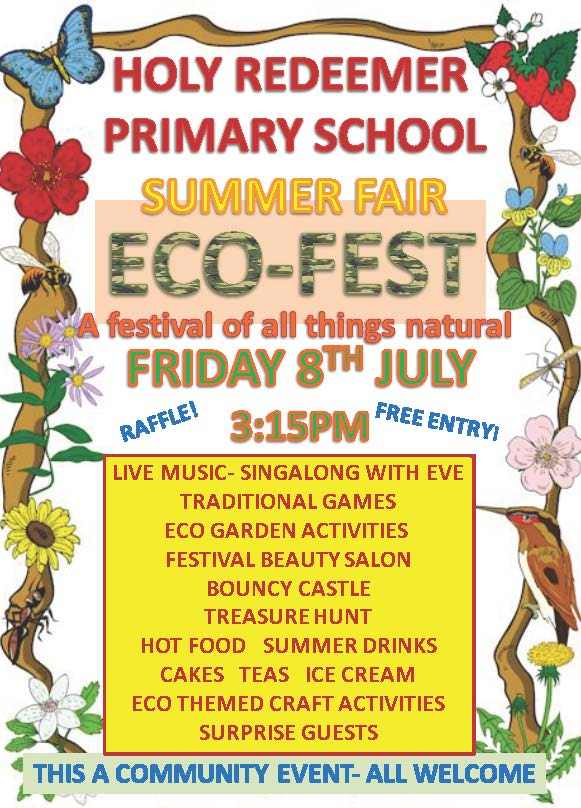 Eco Fest 2016 Poster