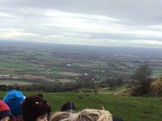 view at top