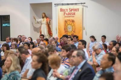 Holy Spirit Catholic Church-0192