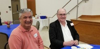 David Breton, Ron Coleman