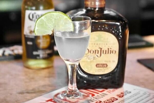 If you love tequila, you're in luck when you visit Holy Tequila