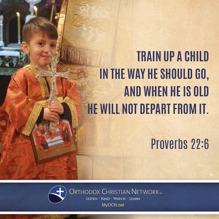 Train a child-smaller