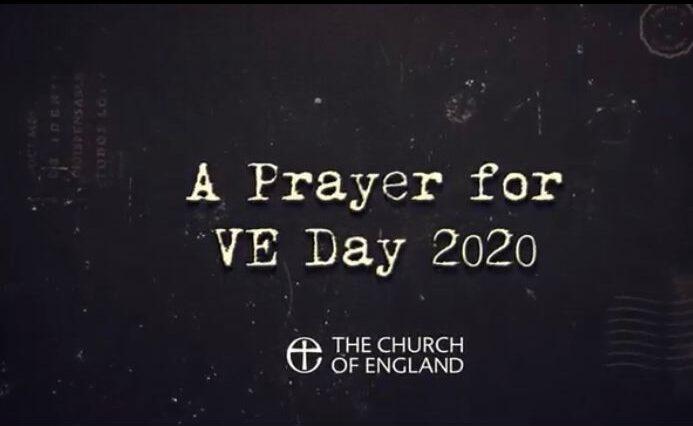 Prayer for VE Day