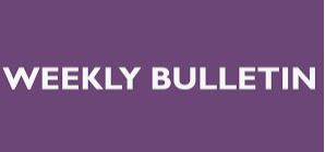 Weekly Bulletin Purple