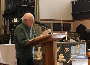 Ian Sowton reads Dry Bone Valley