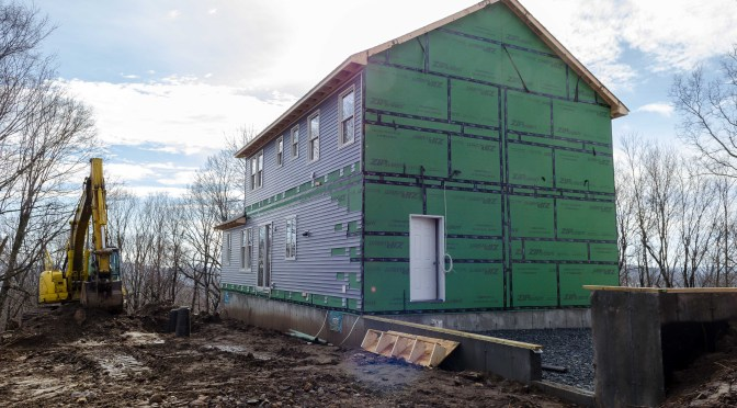 New Rectory Update