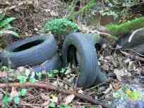 Corkbeg Well, vanished