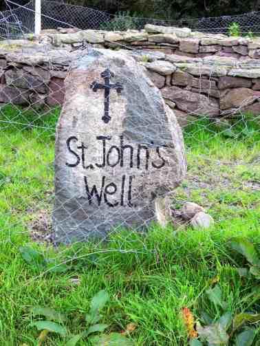 St John's Well Templeboden