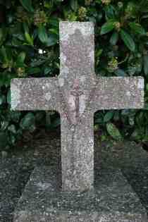 Cross plus rosary