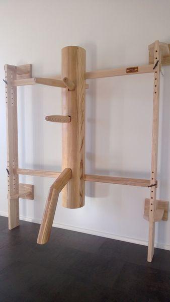 Holzpuppe Esche