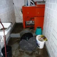 Tipp: Wie reinige ich meinen Keller nach einem Heizöl-Leck?