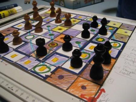 Spiel- kombination-Schach-Menschergeredich nicht und Mühle,