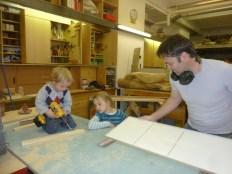 mit Kindern arbeiten GB
