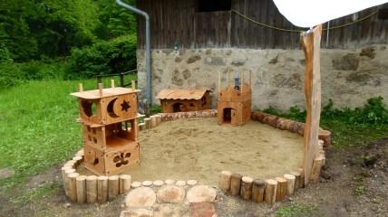Projekt unternehmen Helden/bereut GB - Burg Rapottenstein Rotes Keuz
