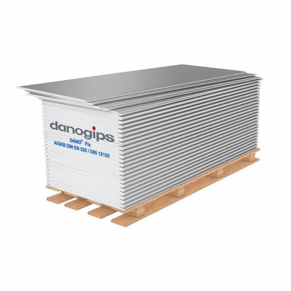DANO Gips - Fixplatten 12,5 mm A&J Holzzentrum Online-Shop